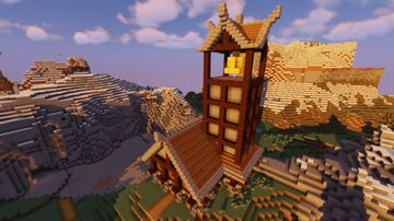 Ivywood Valley Minecraft Map & Project