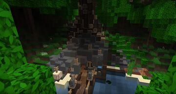 Minecraft HUB FantasyV1 By ZeyKyl [freedownload] Minecraft Map & Project