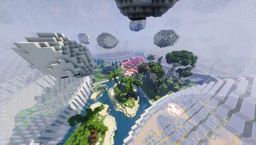 Pixelmon Safari for Pixelmon Adventure Craft (magma discord for commissions) Minecraft Map & Project