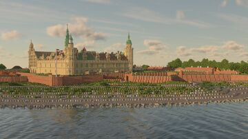 Kronborg Castle Minecraft Map & Project