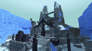 Crypts of Ladda - Wilderness Minecraft Map & Project