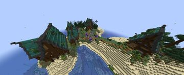 Medieval/Fantasy Village Map (PREVIEW) Minecraft Map & Project