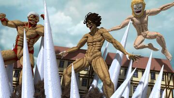 Attack on Titan - Shingeki no Kyojin Minecraft Map & Project