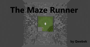 The Maze Runner - by Qwebek (1.17) Minecraft Map & Project