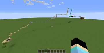 PARKOUR UP AND DOWN Minecraft Map & Project