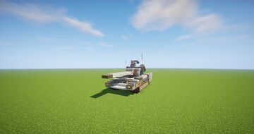 T-14 Minecraft Map & Project
