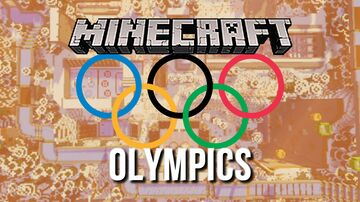 Minecraft Olympics Minecraft Map & Project