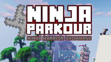 Ninja Parkour : warrior showcase [1.16+] Minecraft Map & Project