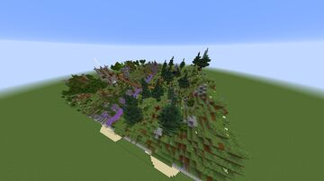 Village Arena Minecraft Map & Project