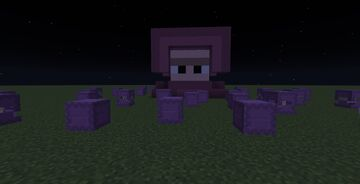 Mr shulker Minecraft Map & Project