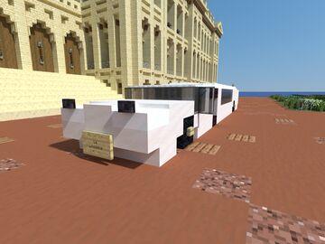 ~ La Limousine ~ Fictional limousine Minecraft Map & Project
