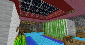 Fluffy Pink Sheep Science Lab Minecraft Map & Project
