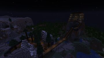 Halloween Mansion Theme Minecraft Map & Project