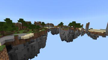 Indev Skylands Minecraft Map & Project