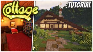 minecraft cottage (cottagecore) Minecraft Map & Project