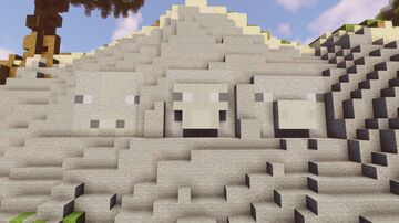 Mt.Alpha - Spleef Map Minecraft Map & Project
