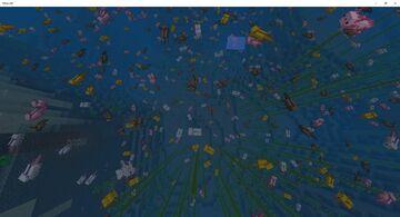 axolotls world Minecraft Map & Project