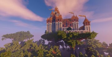 Sao Minecraft Map & Project