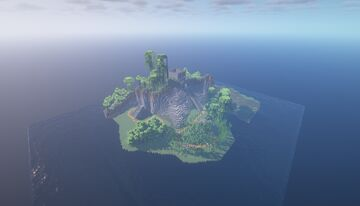 Jungle Awakens Island Map (Minecraft Dungeons) Minecraft Map & Project