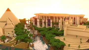 Horus Project Minecraft Map & Project
