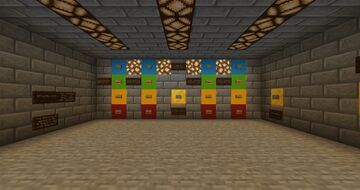 One Nights at Evans Minecraft Map & Project