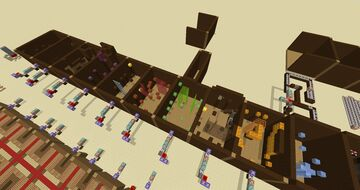 Parkour / Puzzle - The ultimate challenge Minecraft Map & Project