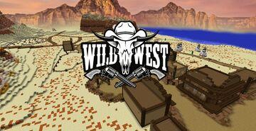 🌵Wild West Town & Terrain🐎 Minecraft Map & Project