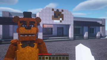 Five Nights at Freddy's 1 Modded Map (Creation Map) Minecraft Map & Project