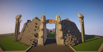 Jurassic Park: San Diego Minecraft Map & Project