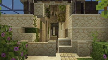 Hall of Hurt Minecraft Map & Project