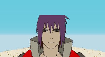 Sasuke Uchiha Minecraft Map & Project