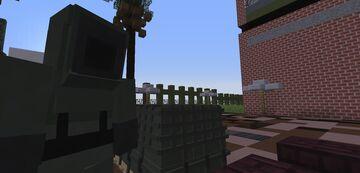 Eskape From tapkov(+mods) Minecraft Map & Project