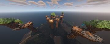 Bedwars map By MrSwish Minecraft Map & Project