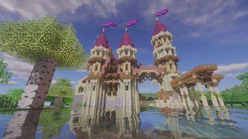 Fantasy Mansion Minecraft Map & Project