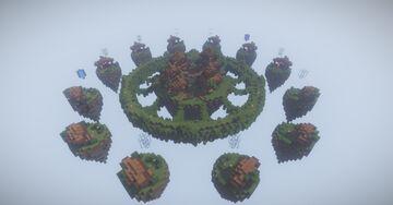 Mapa de SkyWars - Tribal Minecraft Map & Project