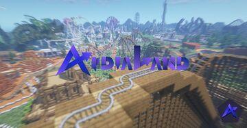 ArdiaLand [ 1.16.X ] [ 1.17.X ] (Amusement/Theme park / parc d'attraction) {Mineloop V.2} Minecraft Map & Project
