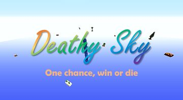 Deathy Sky Minecraft Map & Project