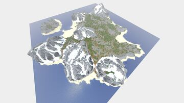 Sandrias Minecraft Map & Project