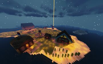 ZdraveX SMP season 1 Minecraft Map & Project