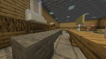 Restaurant Tycoon! 1.16+ (Singleplayer) Minecraft Map & Project