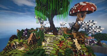 HCF Spawn - [FREE DOWNLOAD] Minecraft Map & Project