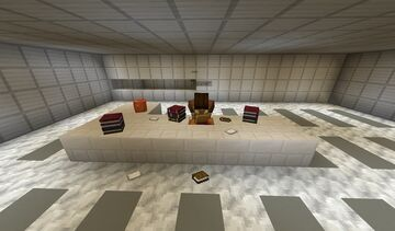 Work Day v1.0 Minecraft Map & Project