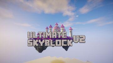 Ultimate Skyblock V2.1 Minecraft Map & Project
