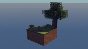 Minecraft SkyBlock 1.17.1 + HARDCORE Minecraft Map & Project