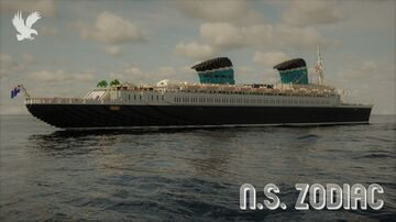 NS Zodiac (1969) - Dance of the Eras | Full Interior | Download Minecraft Map & Project
