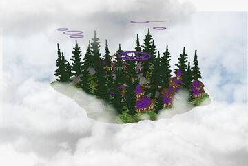 Island/Hub Minecraft Map & Project
