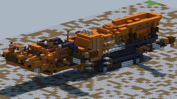 Terex Finlay J-1170AS, Mobile Jaw Crusher [With Download] Minecraft Map & Project
