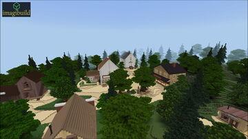 walnut grove Minecraft Map & Project