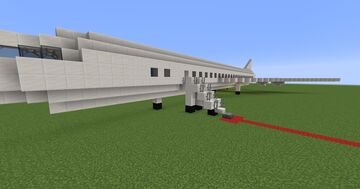 Concorde Minecraft Map & Project