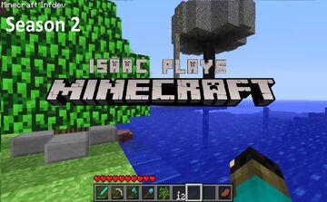 Infdev/Alpha Survival World Season 2 Minecraft Map & Project